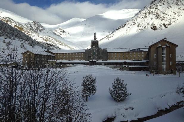 Imagen de Vall de Núria