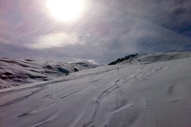 Imagen de Sierra Nevada 25/02/14