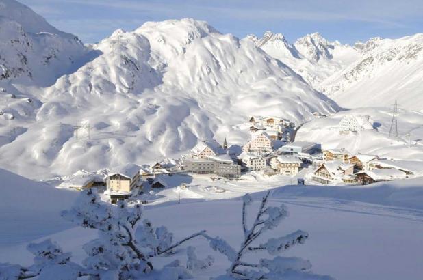 Imagen de St. Christoph. Fuente Turismo de Austria