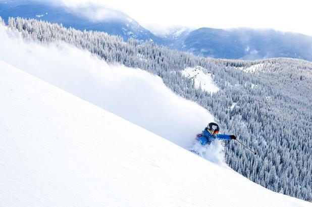 La mejor nieve en Vail