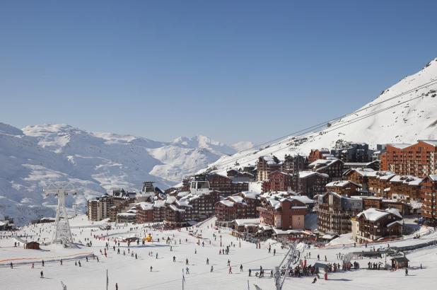 Estación de esquí de Val Thorens