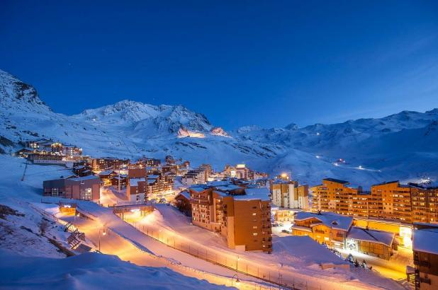 Val Thorens (les 3 Vallées) copyright vision photo graphique