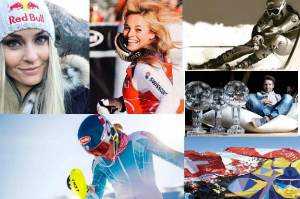 La grandes estrellas del esquí alpino se citan en St. Moritz para celebrar sus Campeonatos del Mundo