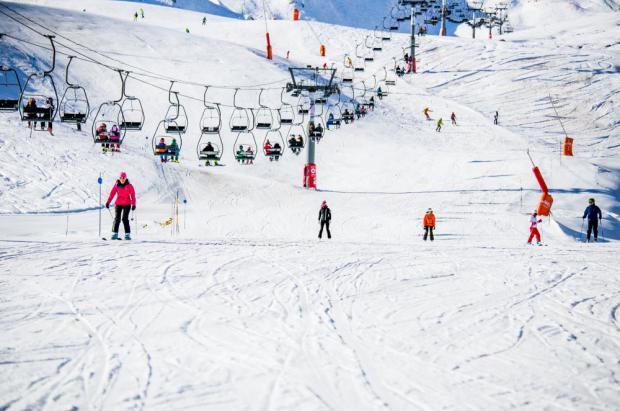 Gran balance de Aramón: cerca de 80.000 esquiadores pasan por sus pistas durante el largo Puente