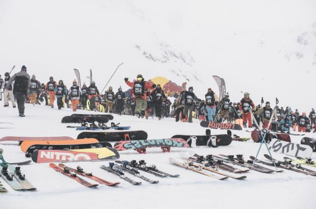 La Red Bull Home Run y los 3 metros de nieve revolucionan Arcalís durante el fin de semana