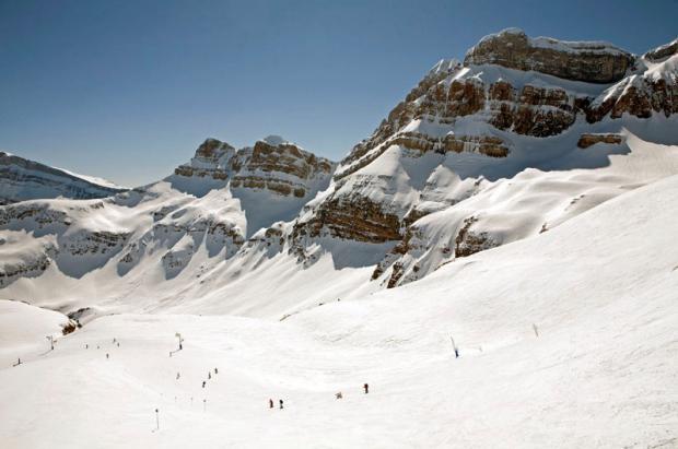 El proyecto de la gran estación aragonesa 'Aragón Ski Circus' pierde fuerza