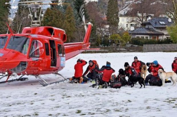 Cinco esquiadores muertos y varios desaparecidos en una avalancha en el Tirol austriaco