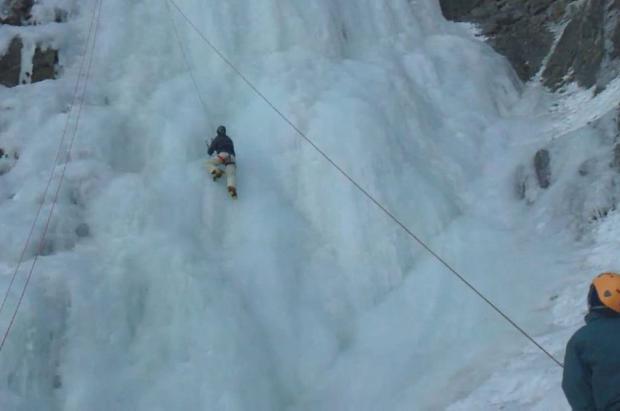 Drama en los Alpes, 6 escaladores muertos en dos accidentes de escalada en hielo