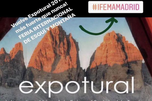 Madrid recupera Expotural, la Feria de Esquí y Montaña, en 2018
