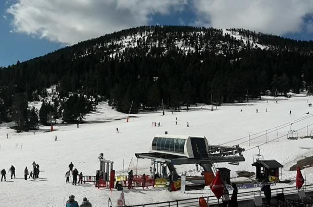 Puyvalador ha cerrado temporada este domingo, Formiguères adelanta el cierre al 26 de marzo