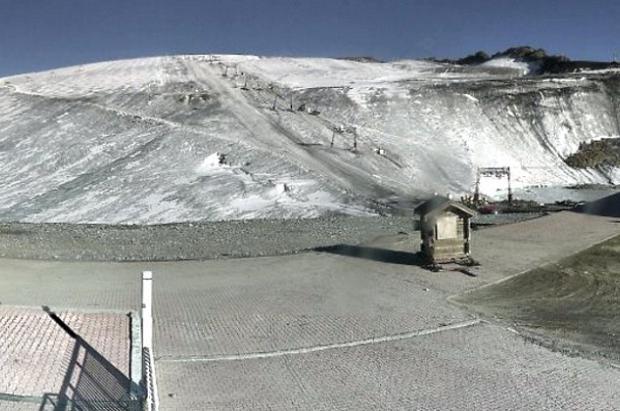 Les 2 Alpes no abrirá el glaciar para 'Todos los Santos', por falta de nieve