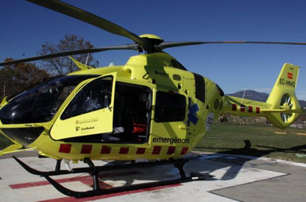 Un niño de 4 años resulta gravemente herido tras caer de un telesilla en La Molina