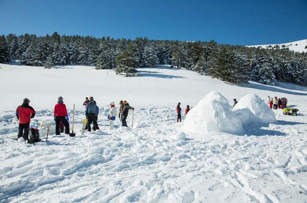 Cataluña, el paraíso para disfrutar de la nieve con los esquís puestos y sin ellos