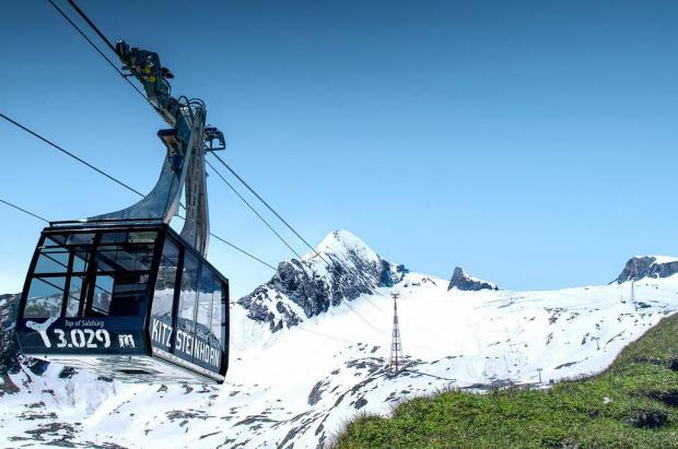 Los mejores glaciares austriacos para el esquí de verano