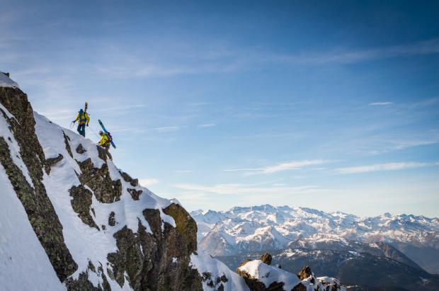 ¡Esquí-Alpinismo en la Val d'Aran! Espectacular ascensión al Tuc de la Llança