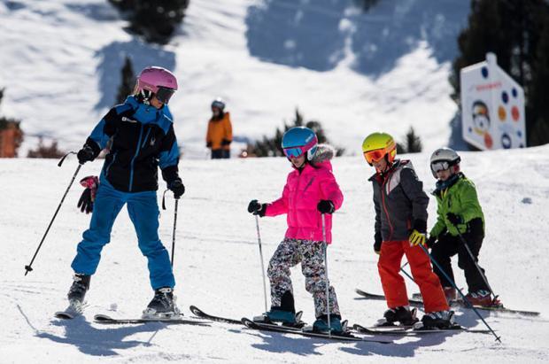 10 consejos básicos para empezar a esquiar