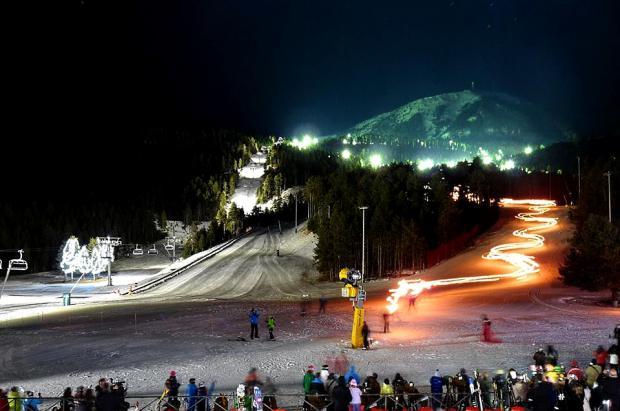 Masella, capital del esquí nocturno