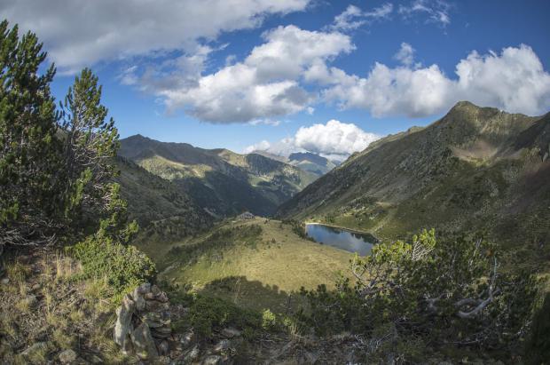 Coronallacs: La travesía de altura de Andorra