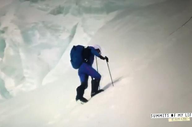 Kilian Jornet conquista el Everest en 26 horas. Conoce todos los detalles