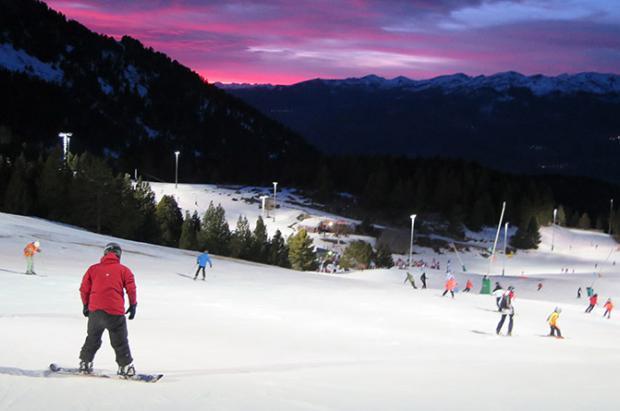 Masella llega a las fiestas de Navidad con más de 50 km de pistas y el estreno del Esquí Nocturno