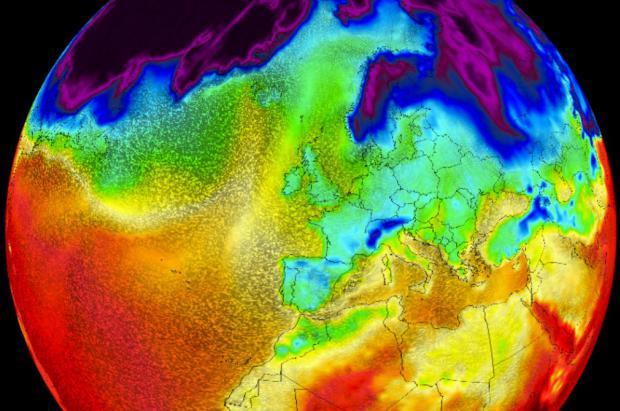 Previsión Meteo Fin de de Semana: Frío y nieve, no hace falta decir nada más