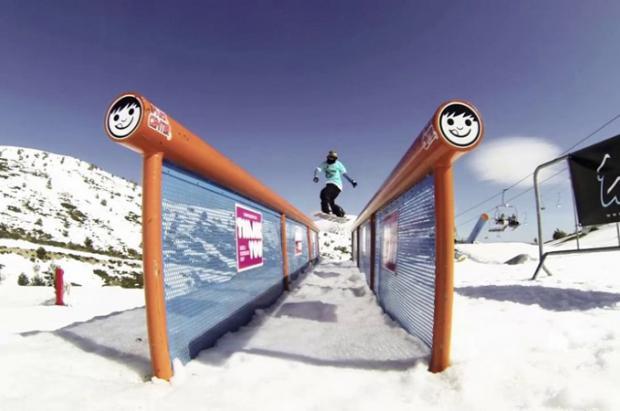 Slaugther Fourth: Freestyle del bueno en la estación de Valdesquí