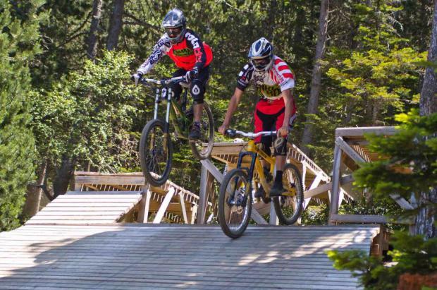 Vallnord Bike Park La Massana se abre de forma parcial el sábado con precio reducido del forfait