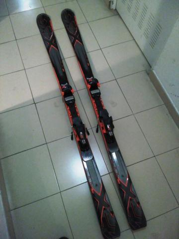 Esquís K2 AMP BOLT 179cm  por 299 euros