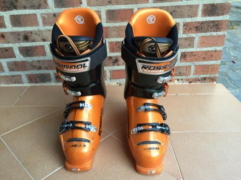 Vendo botas ski Rossignol Pro Radical 140 Carbon