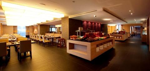 Valle de Aran - Hotel Himalaia - comedor - buffet