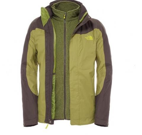 Chaqueta The North Face Zephyr Triclimate