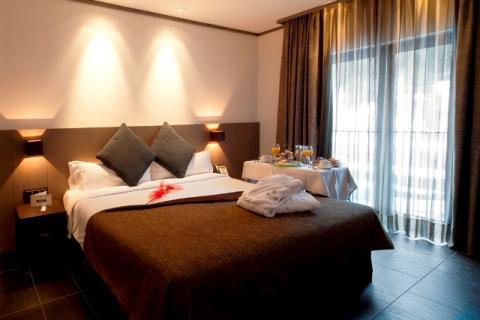 Valle de Aran - Hotel Himalaia - Habitación Junior Suitte