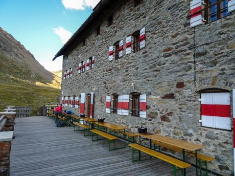 Cabaña Martin-Busch