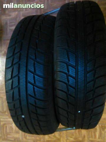 Vendo neumáticos de invierno