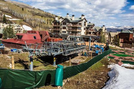 Vail resort invertir 85 millones de d lares en mejoras la for Affitti cabina colorado breckenridge