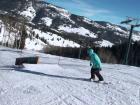 Snowpark en Beaver Mountain