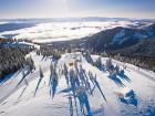 Sobrevolando Red Mountain Resort