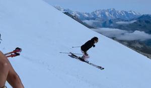 Semana de esquí de verano en Tignes