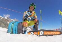 Aingeru Garai conquista a la RFEDI y se instala en el Equipo Nacional de Esquí Alpino