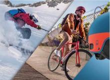 Cébé Pride: el casco multiuso para esquí y bicicleta