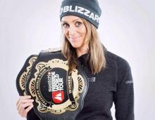 Entrevista a Eva Walkner, una referente en el esquí freeride femenino