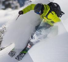 Test a fondo esquís 90Eight 2017: Una perla en el catálogo de Völkl desconocida por muchos