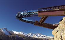 The Glacier Skywalk: Una pasarela de cristal a 280 metros de altura con vistas al paraíso