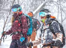 Helly Hansen crea una chaqueta femenina climatizada