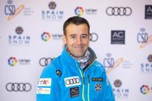 Entrevista a May Peus España, el hombre fuerte de los Deportes de Invierno de nuestro país