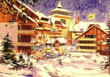 Mineral King Ski Resort: el sueño nevado de Walt Disney