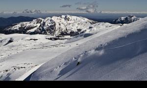 """Nevados de Chillán y sus """"Trancas"""""""
