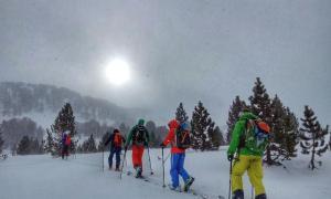 Semana de Freerando en la Val d'Aran