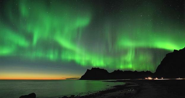 A la caza de Auroras Boreales en Noruega, una experiencia realmente mágica
