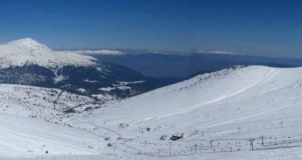 Esquí y snowboard de primavera. ¿Dónde? en Valdesquí
